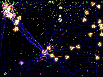 Screenshot Grid Wars